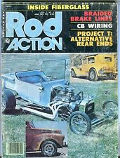 Rod Action Magazine June 1978 Project T CB Wiring GD No ML 031717nonjhe