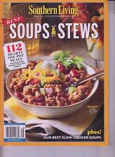 Southern Living Best Soups & Stews 112 Hearty On Pot Meals Beef Chili 2017