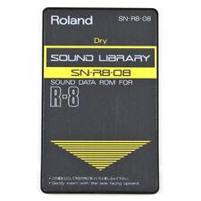 Tarjeta De Rom ROLAND SN-R8-08 seco para máquina de tambor R-8