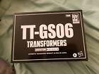 Transformers Takara Tomy Generations Selects TT-GS06 Lobclaw Nautilator Seacons