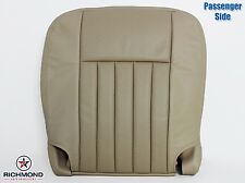 2006 Lincoln Navigator -Passenger Side Bottom PERFORATED Leather Seat Cover Tan