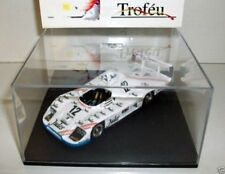 Voitures des 24 Heures du Mans miniatures blancs pour Porsche
