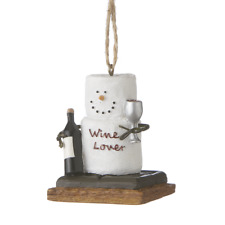 S'more Wine Lovers Ornament, by Midwest Cbk Free Ship Usa