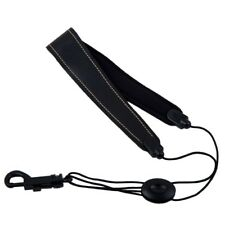 Adjustable Saxophone Strap Neck Sling For Alto Tenor Clarinet With Hook Clasp