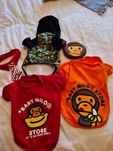 Baby Milo Pet coats /Accessories