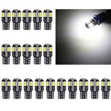 10Pc T10  LED Car Canbus Error Free Light Lamp Bulb 5730 168 194 W5W