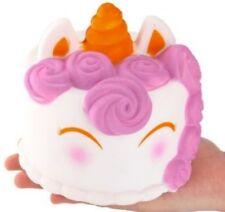 Squishy Grand Licorne Rose Gâteau parfumée lente Rising Squeeze Girls Toys UK