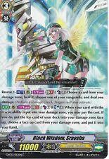 CARDFIGHT VANGUARD CARD: BLACK WISDOM, SRAOSHA - G-BT13/053EN C