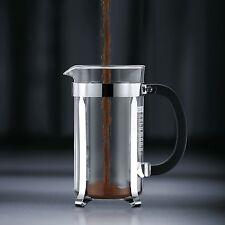 Bodum Chambord 3 cup French Press Coffee Maker, 12 oz., Chrome , New, Free Shipp
