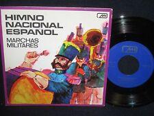 "HimnoNacional Espanol ""Marchas Militares"" 45 Import"