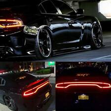 Custom LED Mod for Dodge Charger SRT glow plate by WindRestrictor