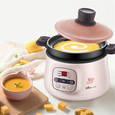 Automatic Electric Cooker Porridge Stew Soup Machine Home Kitchen Appliance