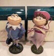 WDCC Walt Disney Classics Collection MR TOAD BLUE BOY PINKIE DISNEY FANTASY LAND