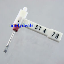 NEEDLE STYLUS for BSR ST3 ST4 ST5 ST6 ST12 ST14 ST15 LP 78 RPM N160-SD 273-DS73