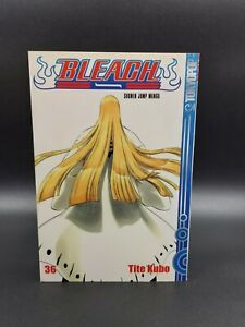 Manga Bleach 36 von Tite Kubo 1. Auflage Deutsch