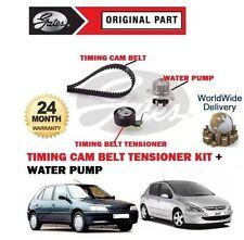 FOR PEUGEOT 306 307 1.4 8V 1994-2003 NEW TIMING CAM BELT KIT + WATER PUMP