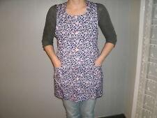 blouse nylon  nylon kittel nylon overall N°369   T40/42