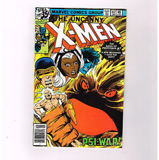 UNCANNY X-MEN #117 Bronze Age classic by Claremont and Byrne! GRADE 9.2
