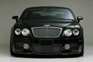 Bentley Continental GT 2003-2011 - Full Body Kit Black Bison WALD Look