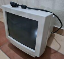 "Vintage Likom L5034LD VGA 14"" CRT Computer Monitor made in 1998"