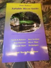 Fran Betters' Ausable River Guide SIGNED FIRST EDITION 1999 - NEW CONDITION!!!