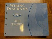 Ford Wiring Diagrams 2009 Taurus X Sable Service Manual Ebay