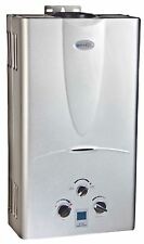 Marey Natural Gas Tankless Water Heater, 10L Digital Panel. Fast, Free Shipping.