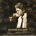 "ROBERT PALMER she makes my day/disturbing behaviour EM65 uk emi 1988 7"" PS EX/EX"
