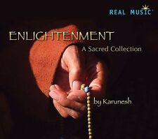 Enlightenment: A Sacred Collection [Slimline] by Karunesh (CD, 2008, RMUS)