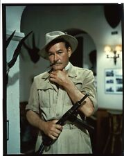 ERROL FLYNN THE ROOTS OF HEAVEN 1958 Original Camera NEGATIVE R222