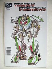 TRANSFORMERS # 12 (FIRST PRINTING, R1 INCENTIVE COVER, OCT 2010), NM