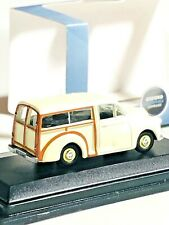 Morris Minor Traveller (Lesney 1/76 scale). Oxford Diecast MIB