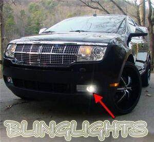 007 2008 2009 2010 Lincoln MKX Xenon Fog Lamps Driving Lights Foglamps Foglights