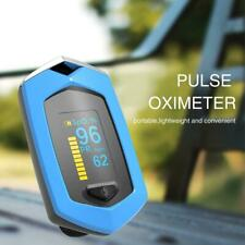 SPO2 Rechargeable Oximeter Finger Pulse OLED Monitor Blood Oxygen Heart Rate