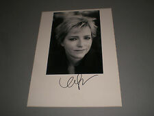 Karin Slaughter crime writer signed autograph Autogramm 8x11 photo in person