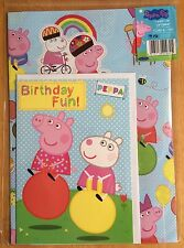 Peppa Pig Wrapping Paper, Card & Tag Set -1 Sheet & 1 Tag (approx 50x70cm)