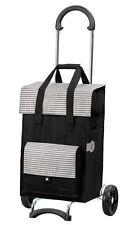 Andersen Scala Shopper Milla schwarz faltbarer Einkaufstrolley Einkaufswage