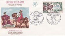 FRANCE 1966 FEDC VERCINGETORIX  YT 1495