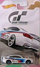 HOT WHEELS GRAN TURISMO 6/8 BMW M4 NEW