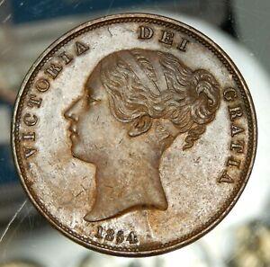 Great Britain, 1854 Penny - AU !!