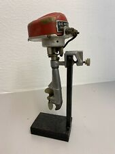 Antique Sakai Seishakusho D.C. Electric Outboard Motor Japan Toy, for parts