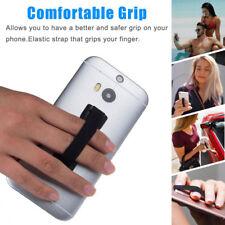 Universal Anti-Slip Elastic Tablet Cell Phone Finger Grip Ring Holder Strap D