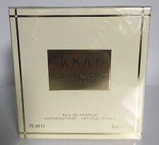 Jean Patou 1000 Eau de Parfum Spray for Women, 2.5 oz, 75 ml New & Sealed.