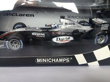 1:18 Minichamps Mclaren Mercedes Mp4/18 D. Coulthard 2003 530031815