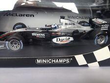 1:18 Minichamps Mclaren Mercedes Mp4/18 D. Coulthard 2003 530031815