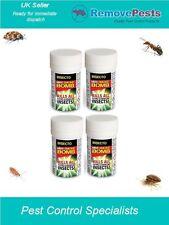 4 x 3.5g Bed Bug Bomb killer foggers Poison fumigators Bed Bug Control Mini IN