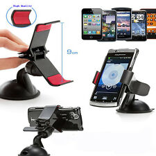 360° Rotating Car Window Shield Stand Holder Universal Bracket For iPhone 6 6s