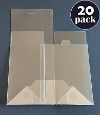 Katana Collectibles Funko Pop Protector Case for 4 inch Vinyl Figures - 20 Pack