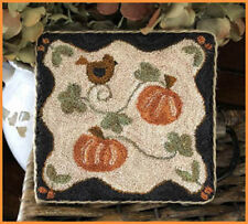 10% Off Little House Needleworks Punch Needle design - Country Pumpkins