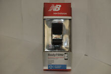 New Balance BodyTRNr Sports Calorie Counter, Black